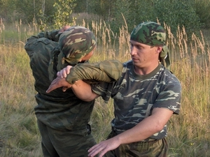 Инструктор Центра Александр Дольменко