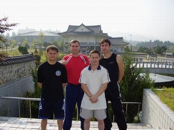 Команда Российского Центра